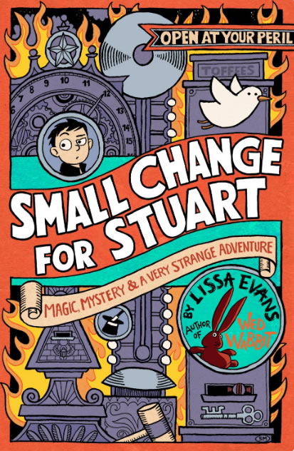 Small Change for Stuart, published in the USA as 'Horten's Miraculous Mechanisms' 2011