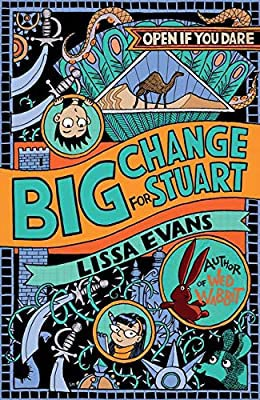 Big Change for Stuart Little, Published in the USA as 'Horten's Incredible Illusions' 2012